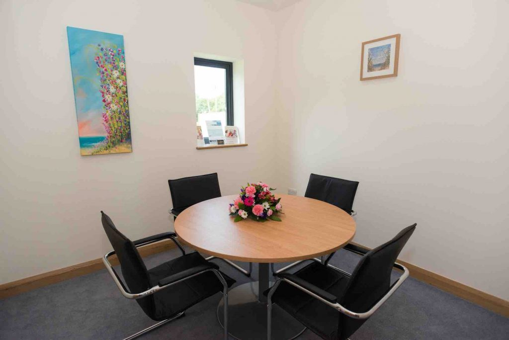 OG-Harries-Funeral-Home-Services-Llanelli-Carmarthen-Ammanford Meeting Area