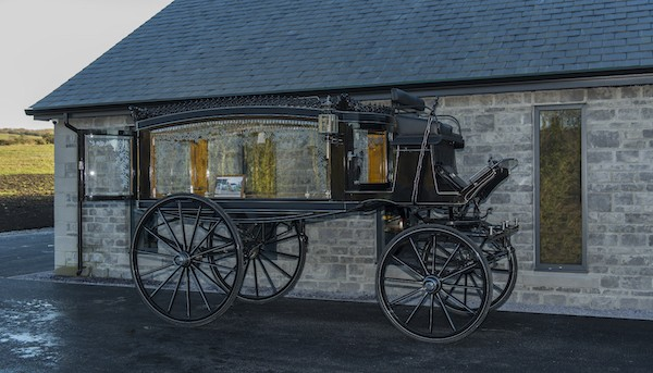 O G Harries Horse Drawn Carriage Funerals Cross Hands